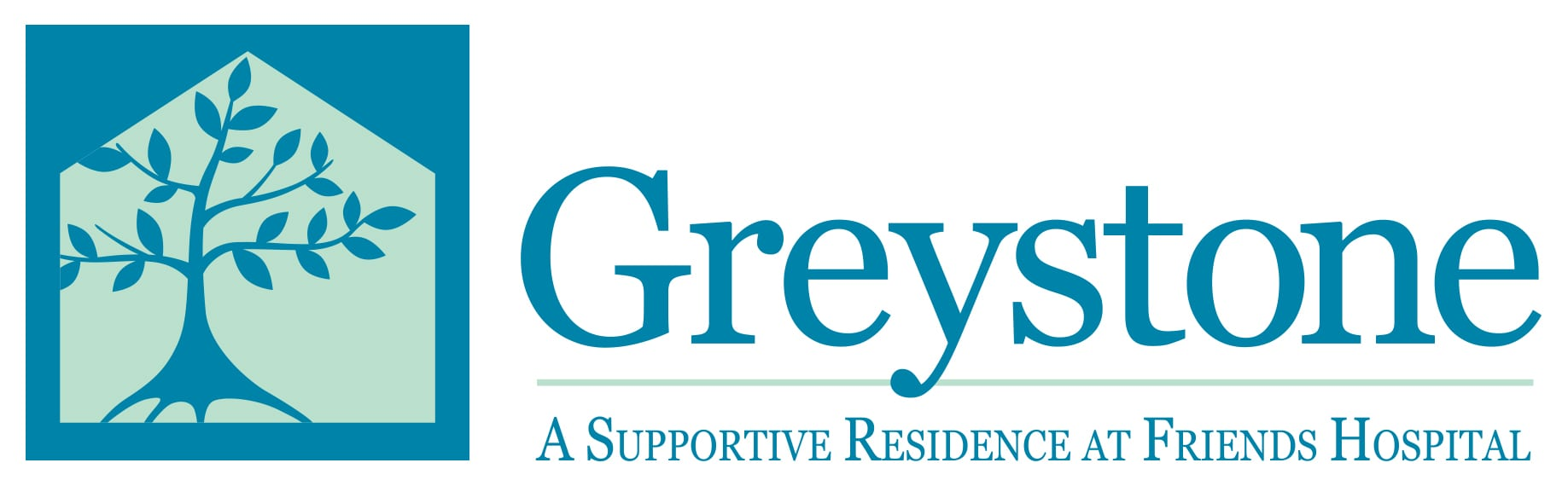 Logo: Greystone at Friends Hopistal
