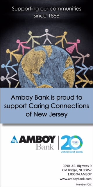 Advertisement: Amboy Bank