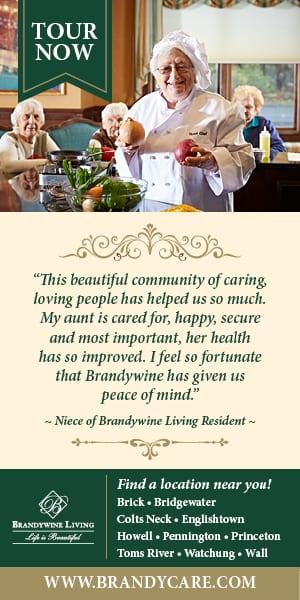 Ad: Brandywine Living