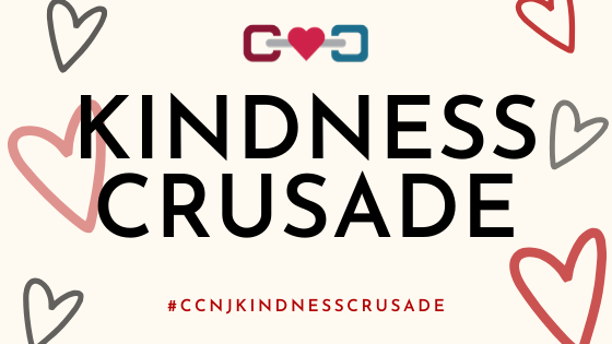 CCNJ KINDNESS CRUSADE