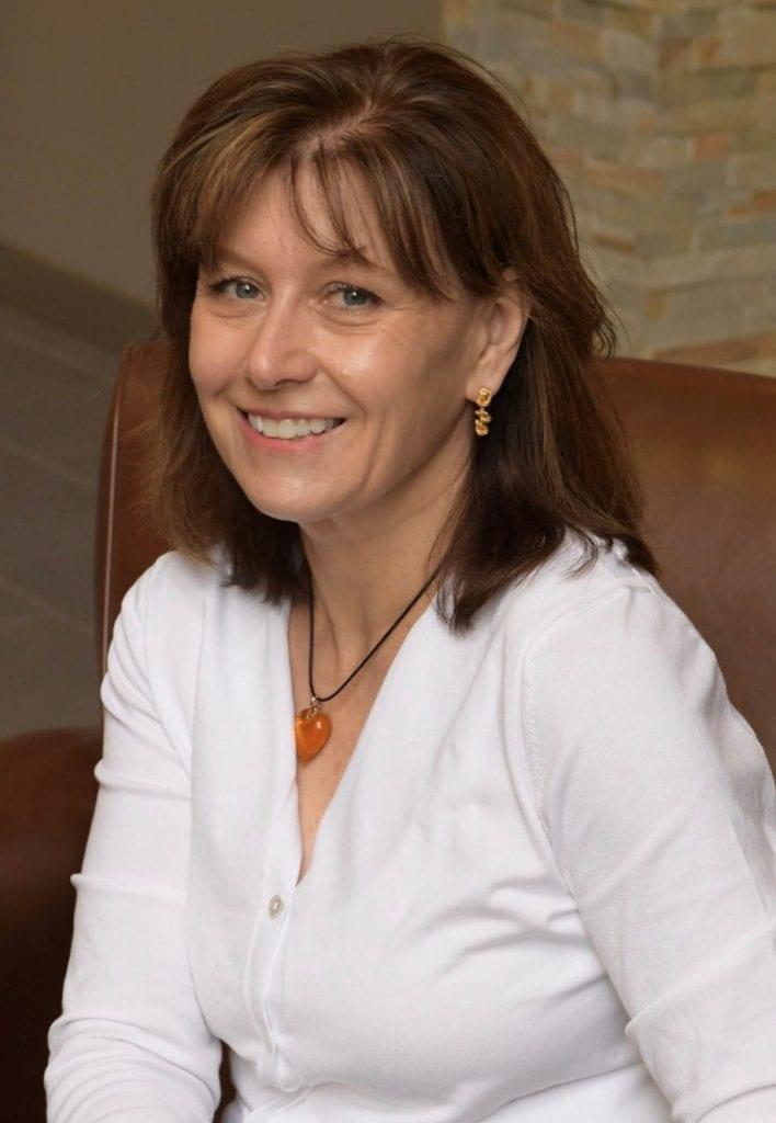 Photo: Fiona Van Dyck, CCNJ member sponsor and speaker