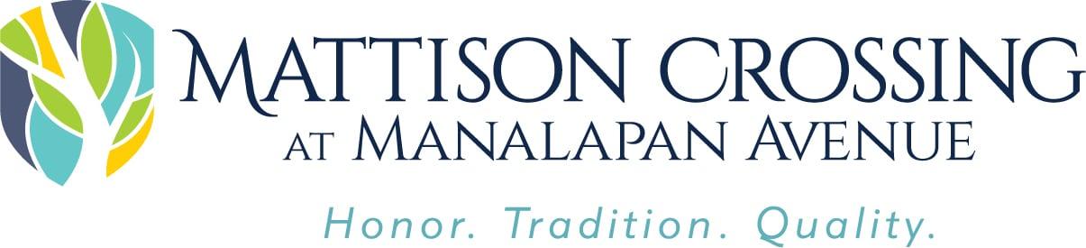 Logo: Mattison Crossing CCNJ Sponsor