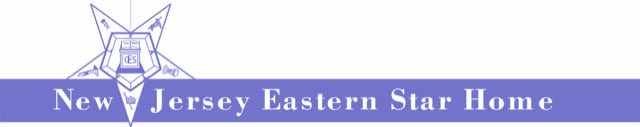Logo: New Jersey Eastern Star Home CCNJ Sponsor