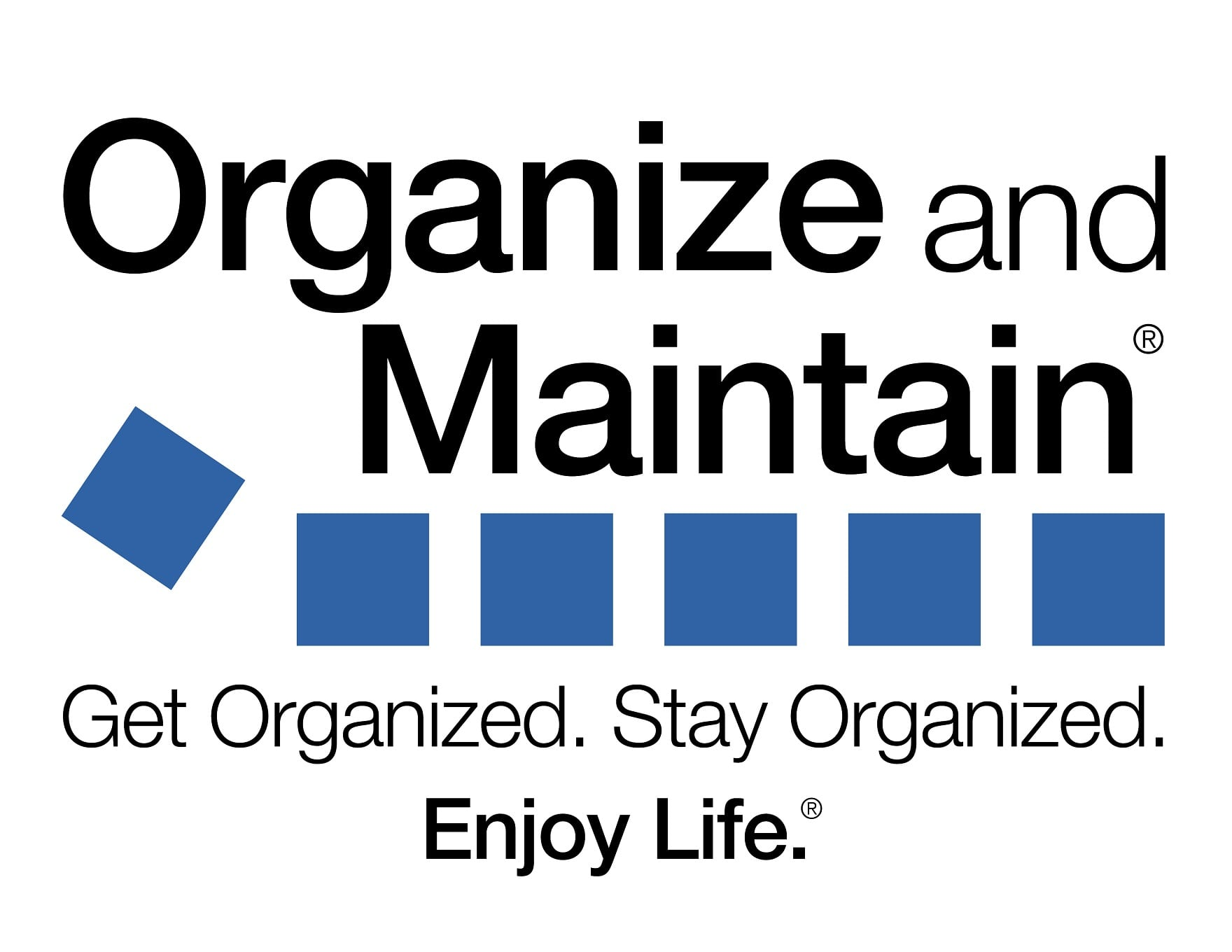 Logo: Organize and Maintain CCNJ Sponsor