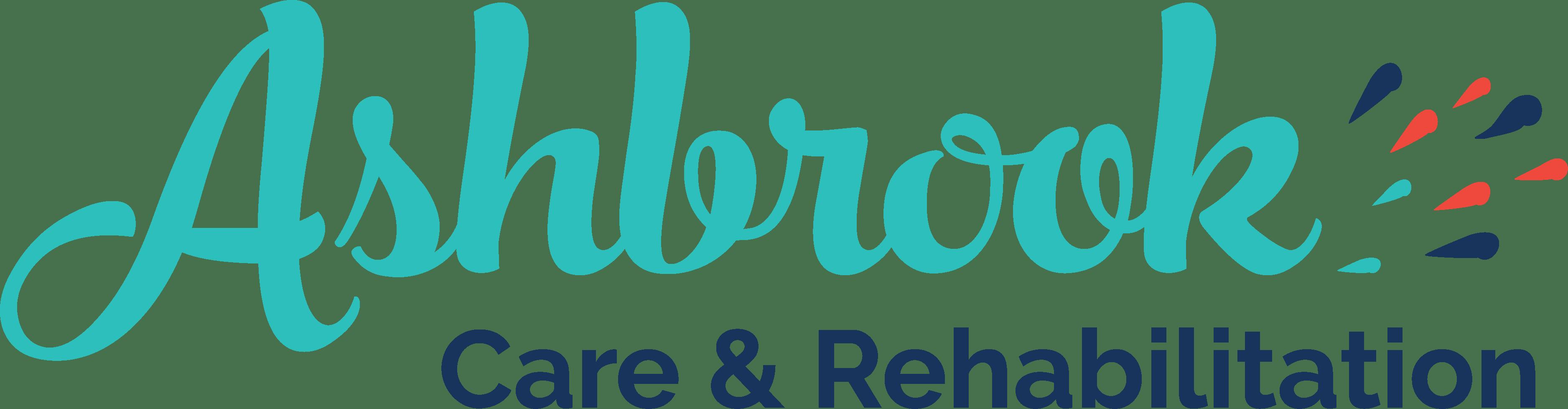 Logo: Ashbrook Care & Rehabilitation CCNJ Sponsor