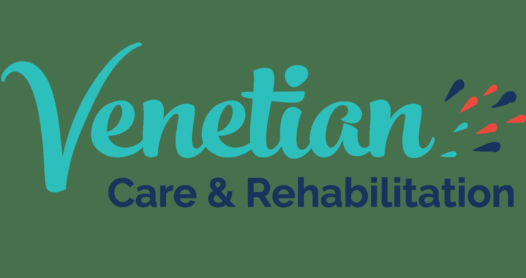 Logo: Venetian Care and Rehabilitation CCNJ Sponsor