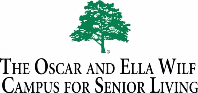 Logo: Wilf Campus for Senior Living CCNJ Sponsor