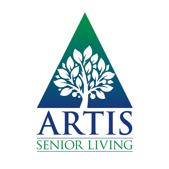 Logo: Artis Senior Living CCNJ Sponsor
