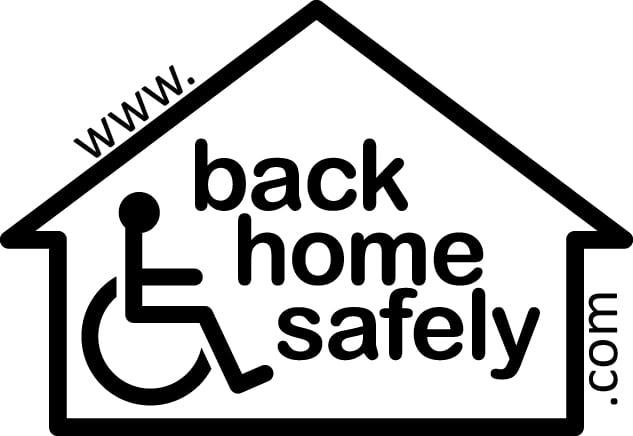 Logo: Back Home Safely CCNJ Sponsor