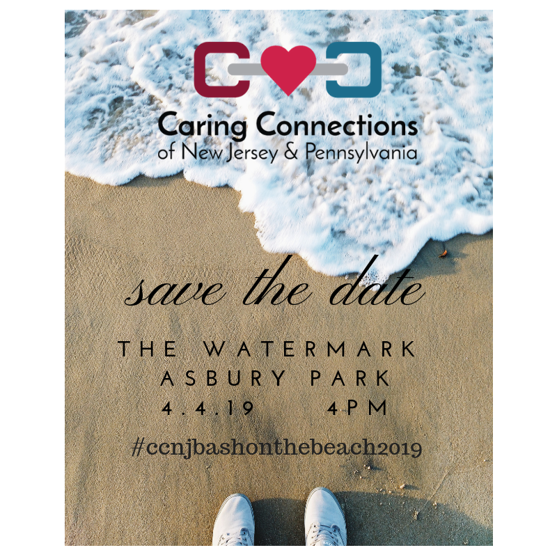 Save the Date for the 8th Annual CCNJ Bash on the Beach