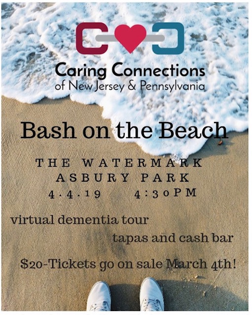 CCNJ Bash on the Beach April 4, 2019