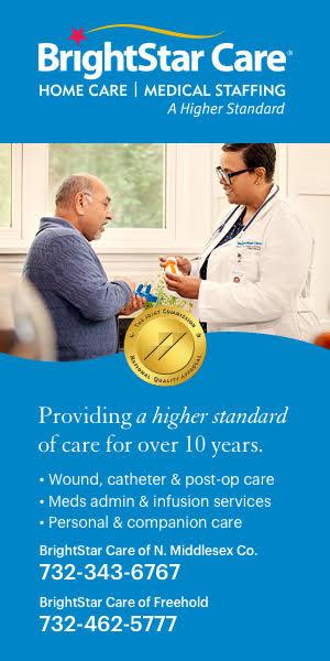 BrightStar Care ad CCNJ Sponsor