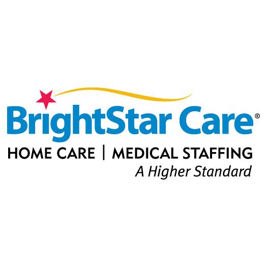 Logo: BrightStar Care CCNJ Sponsor