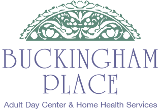 Logo: Buckingham Place Adult Day Center & Home Health Services