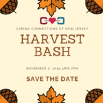 CCNJ 2019 Harvest Bash Save the Date