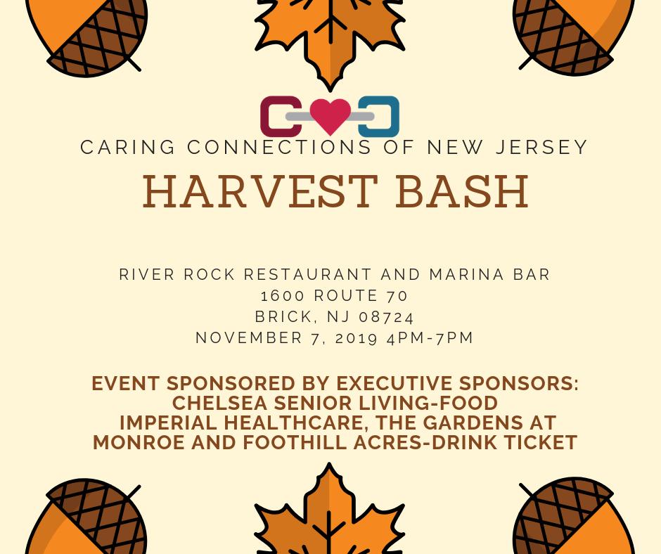 CCNJ Harvest Bash 2019