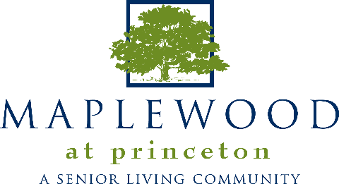 Logo: Maplewood at Princeton, Senior Living community