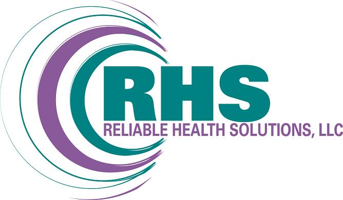 Logo: Reliable Health Solutions CCNJ Sponsor