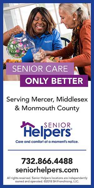 Ad: Senior Helpers