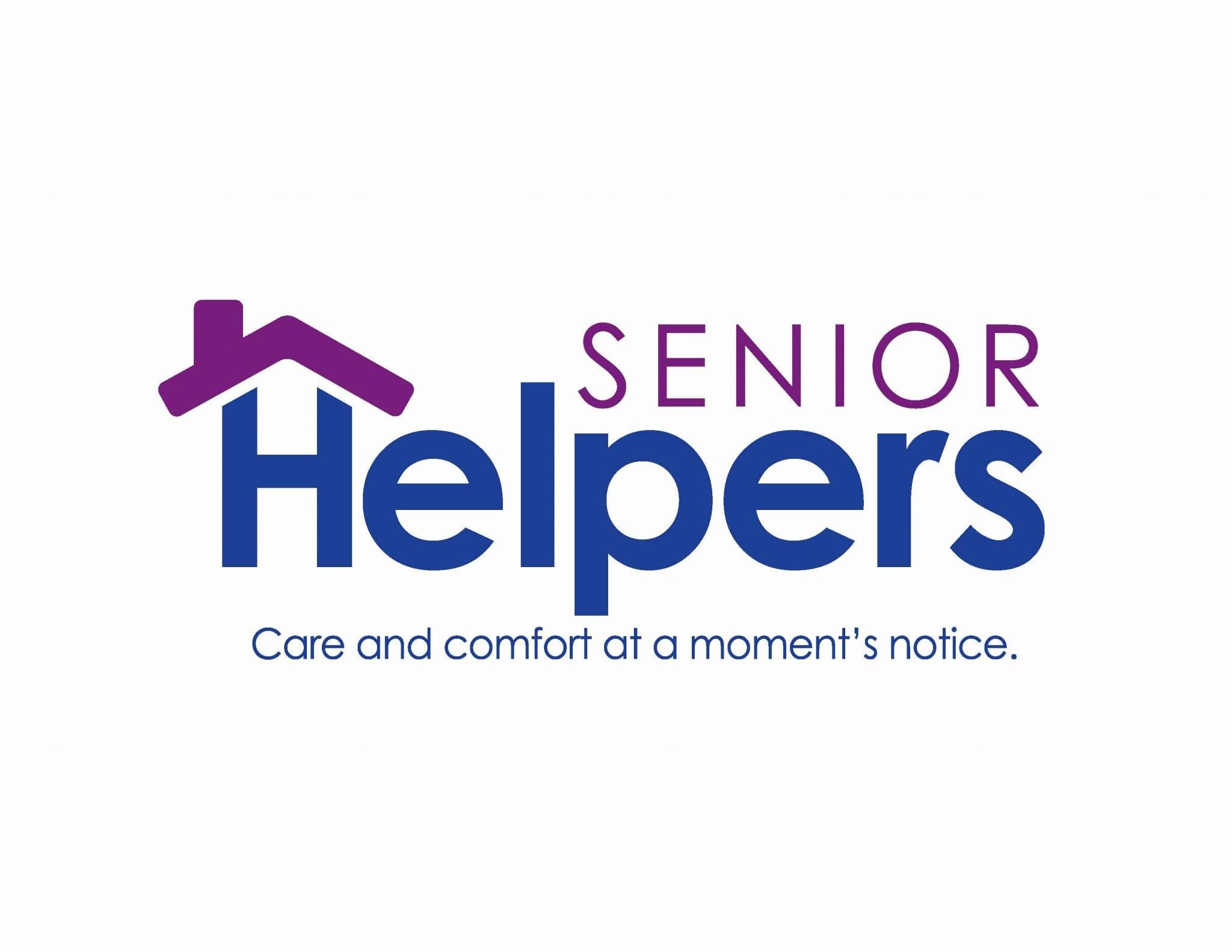 Logo: Senior Helpers CCNJ sponsor