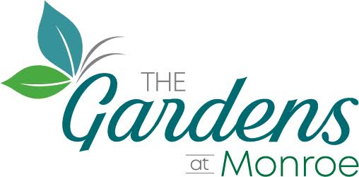 Logo: The Gardens at Monroe