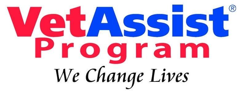 Logo: Vet Assist Program CCNJ Sponsor
